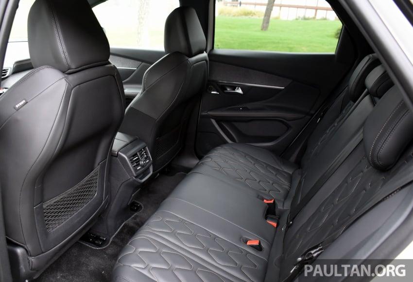 DRIVEN: Peugeot 3008 in Italy – plenty of savoir-faire Image #708686