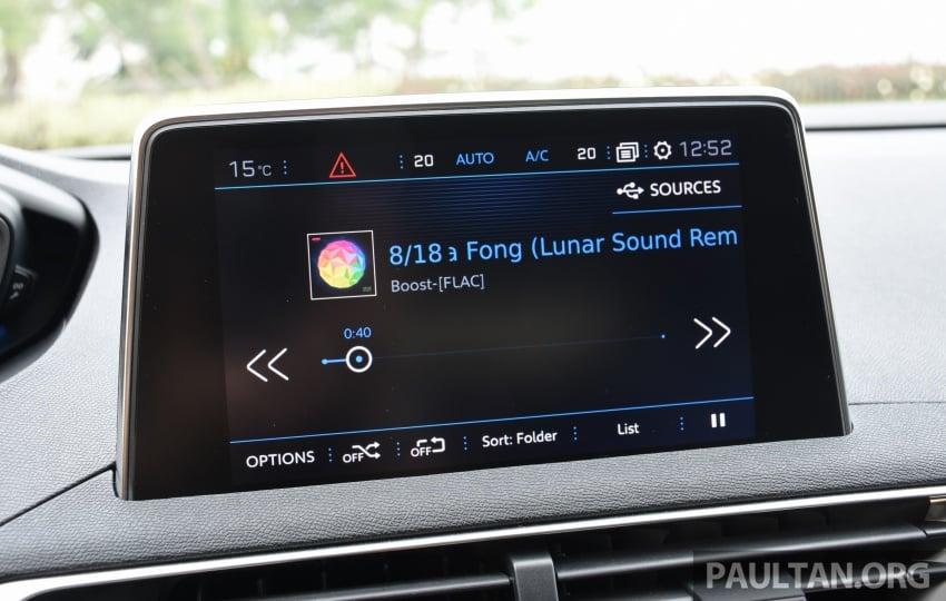 DRIVEN: Peugeot 3008 in Italy – plenty of savoir-faire Image #708706