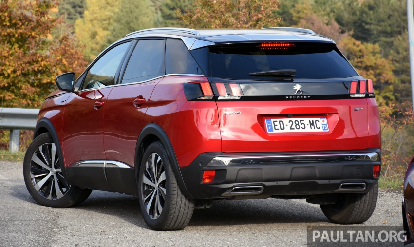 DRIVEN: Peugeot 3008 in Italy – plenty of savoir-faire Image #708653