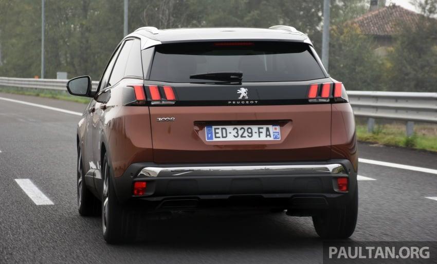 DRIVEN: Peugeot 3008 in Italy – plenty of savoir-faire Image #708656