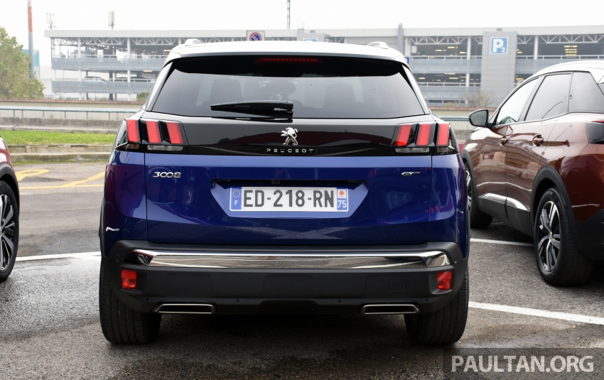 DRIVEN: Peugeot 3008 in Italy – plenty of savoir-faire Image #708659