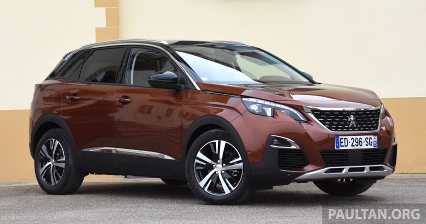 DRIVEN: Peugeot 3008 in Italy – plenty of savoir-faire Image #708615