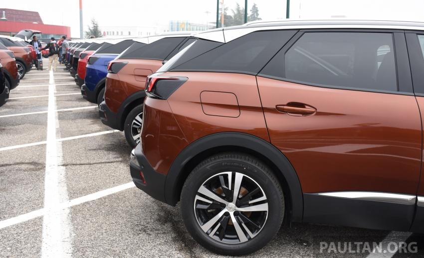 DRIVEN: Peugeot 3008 in Italy – plenty of savoir-faire Image #708627