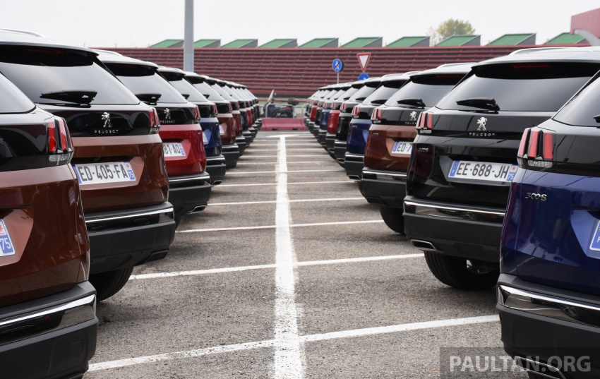 DRIVEN: Peugeot 3008 in Italy – plenty of savoir-faire Image #708631