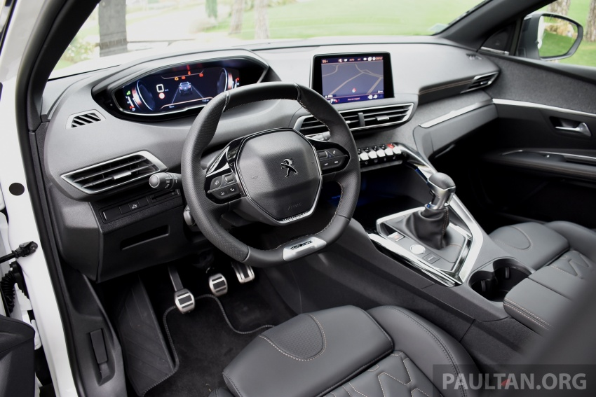 DRIVEN: Peugeot 3008 in Italy – plenty of savoir-faire Image #708633