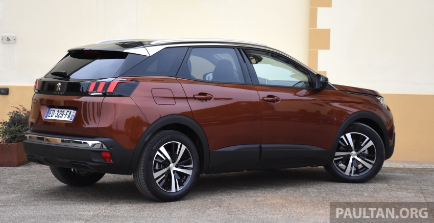 DRIVEN: Peugeot 3008 in Italy – plenty of savoir-faire Image #708617