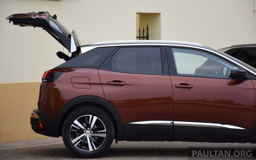 DRIVEN: Peugeot 3008 in Italy – plenty of savoir-faire Image #708618