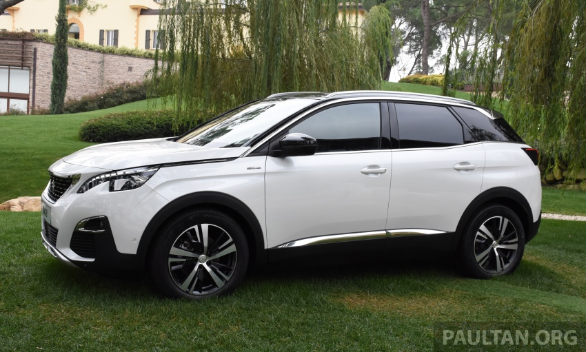 DRIVEN: Peugeot 3008 in Italy – plenty of savoir-faire Image #708619