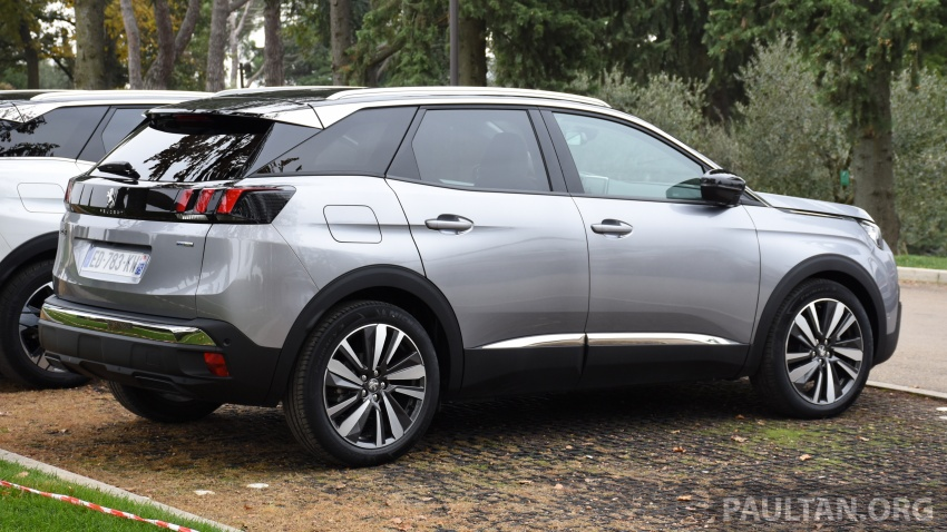 DRIVEN: Peugeot 3008 in Italy – plenty of savoir-faire Image #708620