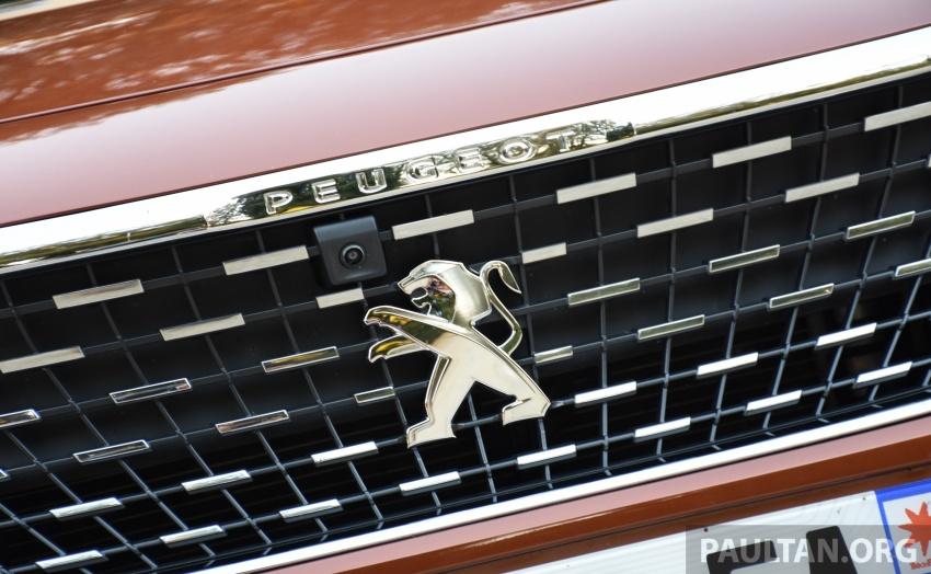 DRIVEN: Peugeot 3008 in Italy – plenty of savoir-faire Image #708624