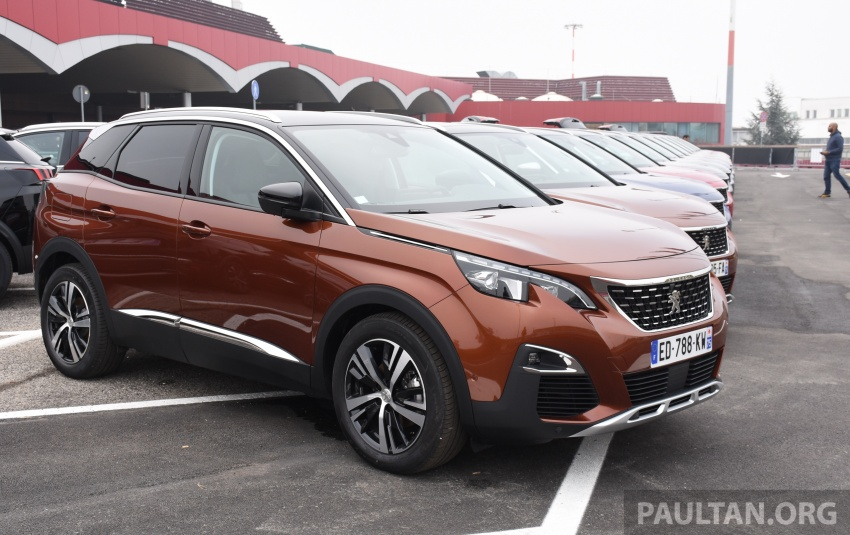 DRIVEN: Peugeot 3008 in Italy – plenty of savoir-faire Image #708625
