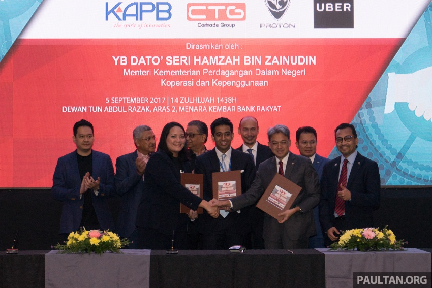 Quick Ride to lease Proton vehicles to Uber drivers – Saga at RM45 per day, Persona at RM55 per day Image #705739