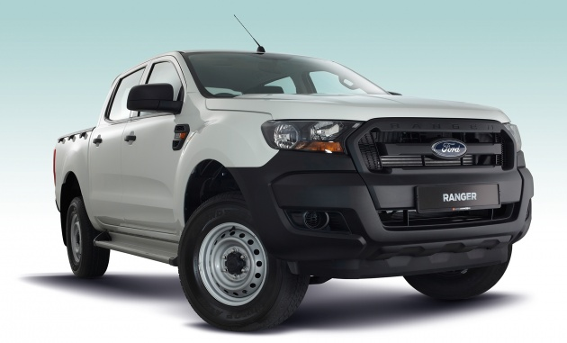 Ford Everest Cool White >> Ford Ranger XL Standard debuts in Malaysia - RM84k