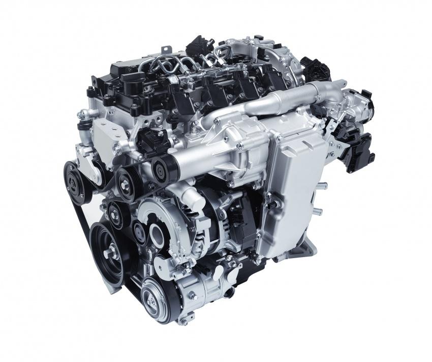Mazda releases more details of new SkyActiv-X engine with compression ignition, next-gen Mazda 3 platform Image #707082