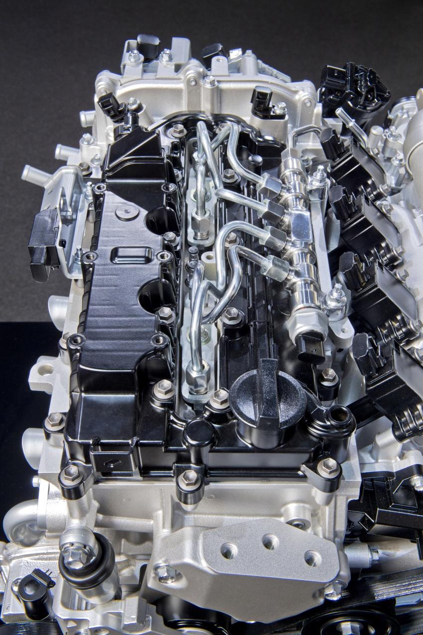 Mazda releases more details of new SkyActiv-X engine with compression ignition, next-gen Mazda 3 platform Image #707085