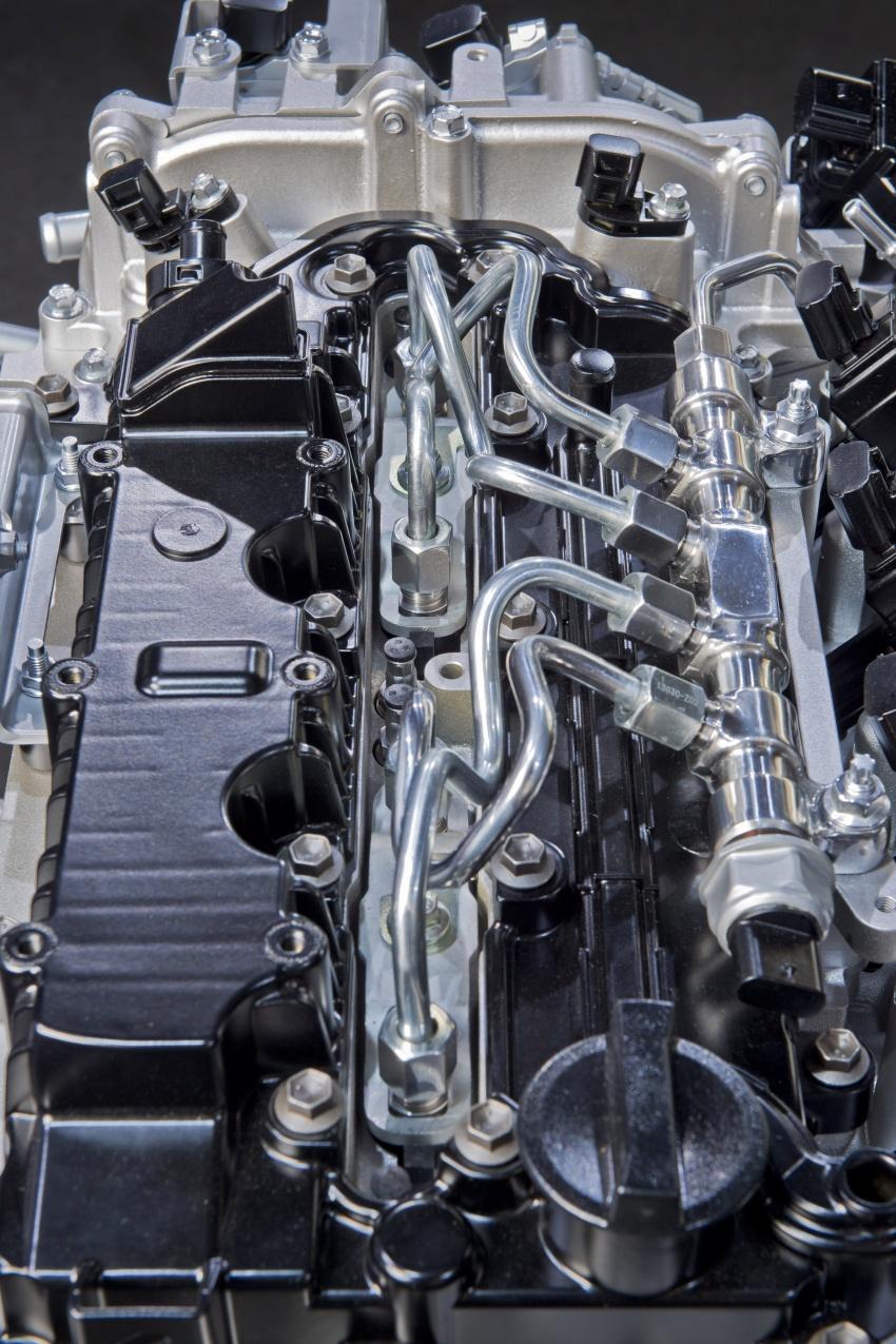 Mazda releases more details of new SkyActiv-X engine with compression ignition, next-gen Mazda 3 platform Image #707086