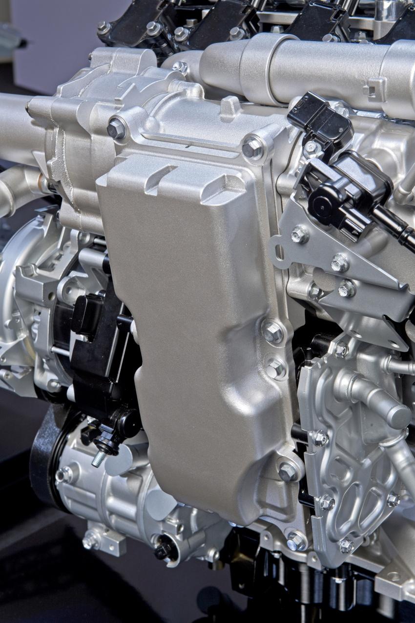 Mazda releases more details of new SkyActiv-X engine with compression ignition, next-gen Mazda 3 platform Image #707087