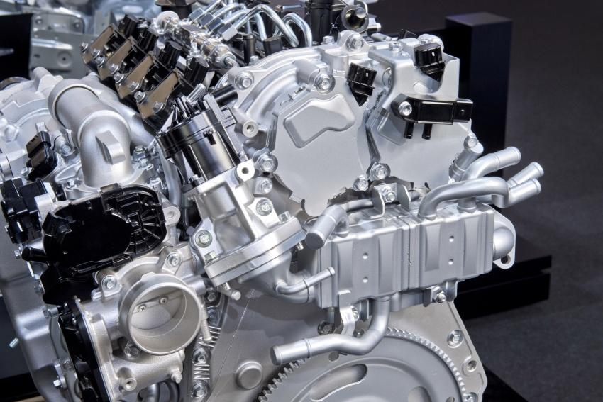 Mazda releases more details of new SkyActiv-X engine with compression ignition, next-gen Mazda 3 platform Image #707088