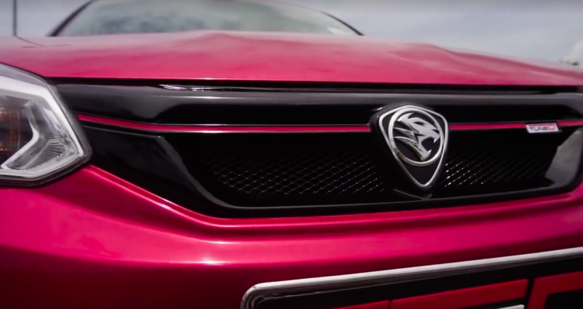 TuneD shows revised Proton Saga bodykit – RM5,490 Image #710479