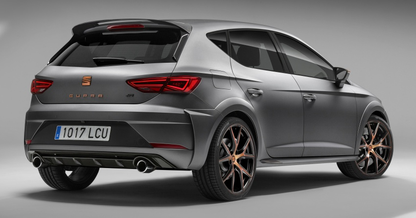 Seat Leon Cupra R – up to 310 PS, limited to 799 units Image #705834