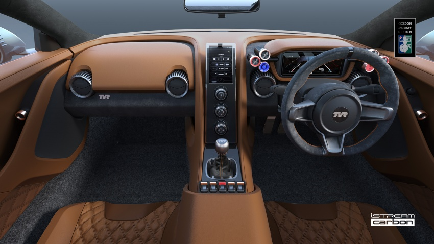 TVR Griffith unveiled with 5.0 litre V8, manual gearbox Image #708130