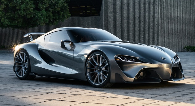 2017 Toyota Supra >> New Toyota Supra Won T Debut In Detroit Next Year