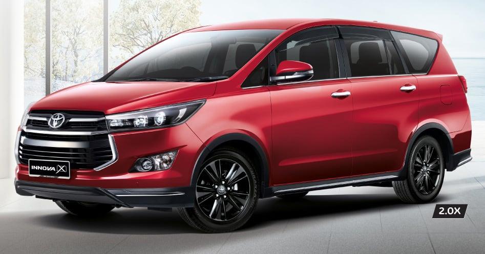 Toyota Innova Car Loan