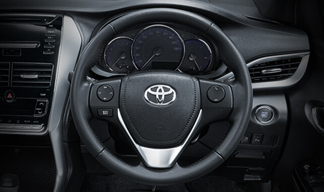Toyota Yaris facelifted in Thailand – Ativ-style front and cabin, 7 airbags and VSC standard, from RM60k Image #712148