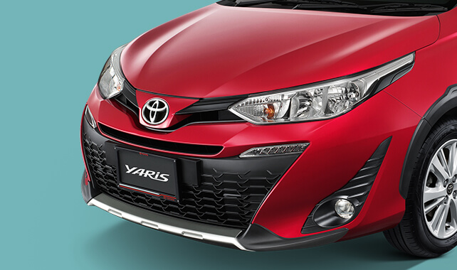 Toyota Yaris facelifted in Thailand – Ativ-style front and cabin, 7 airbags and VSC standard, from RM60k Image #712153