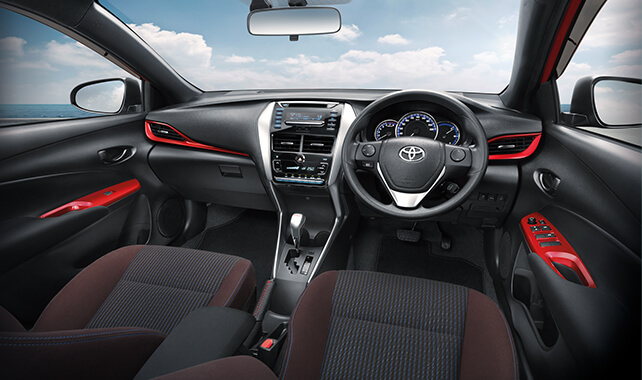 Toyota Yaris facelifted in Thailand – Ativ-style front and cabin, 7 airbags and VSC standard, from RM60k Image #712154