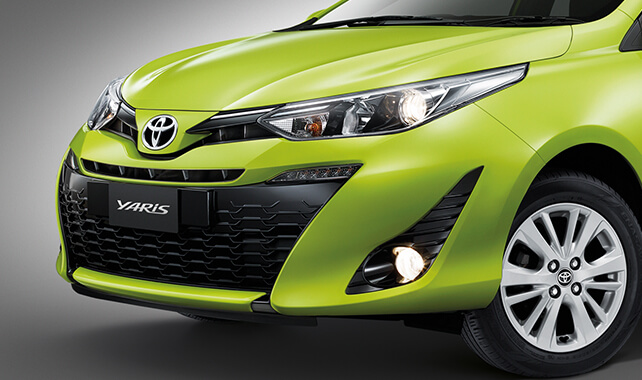Toyota Yaris facelifted in Thailand – Ativ-style front and cabin, 7 airbags and VSC standard, from RM60k Image #712155