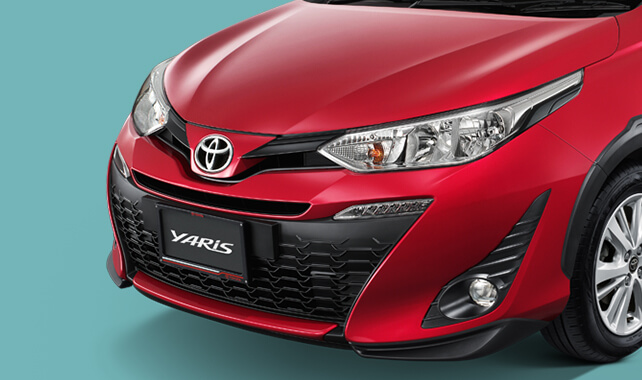 Toyota Yaris facelifted in Thailand – Ativ-style front and cabin, 7 airbags and VSC standard, from RM60k Image #712159