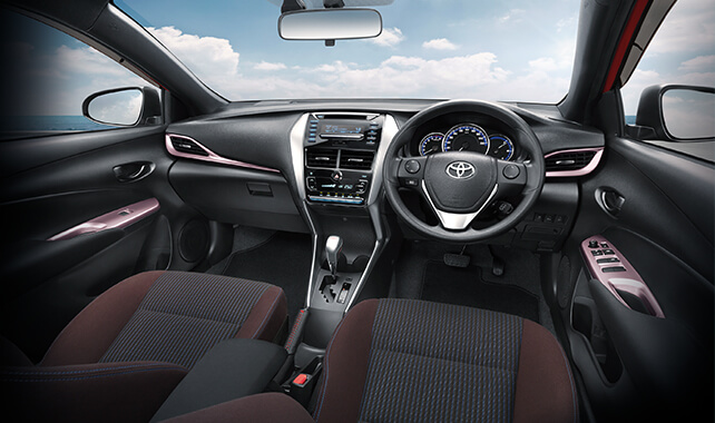 Toyota Yaris facelifted in Thailand – Ativ-style front and cabin, 7 airbags and VSC standard, from RM60k Image #712160