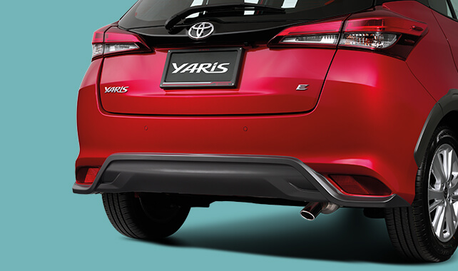 Toyota Yaris facelifted in Thailand – Ativ-style front and cabin, 7 airbags and VSC standard, from RM60k Image #712172