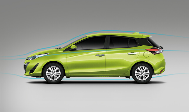 Toyota Yaris facelifted in Thailand – Ativ-style front and cabin, 7 airbags and VSC standard, from RM60k Image #712177