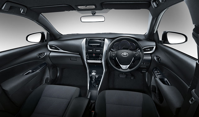 Toyota Yaris facelifted in Thailand – Ativ-style front and cabin, 7 airbags and VSC standard, from RM60k Image #712199