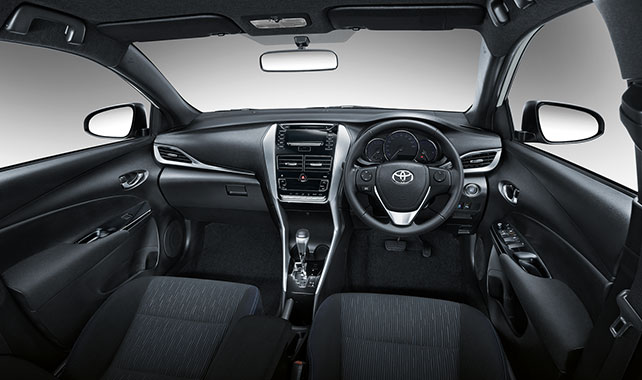 Toyota Yaris facelifted in Thailand – Ativ-style front and cabin, 7 airbags and VSC standard, from RM60k Image #712201