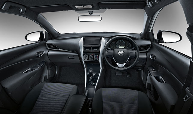 Toyota Yaris facelifted in Thailand – Ativ-style front and cabin, 7 airbags and VSC standard, from RM60k Image #712205
