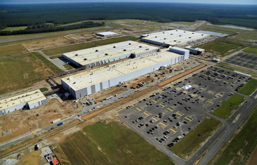 Next-gen Volvo XC90 to arrive in 2021, S60 in 2018 – production to take place at Charleston, South Carolina Image #714922