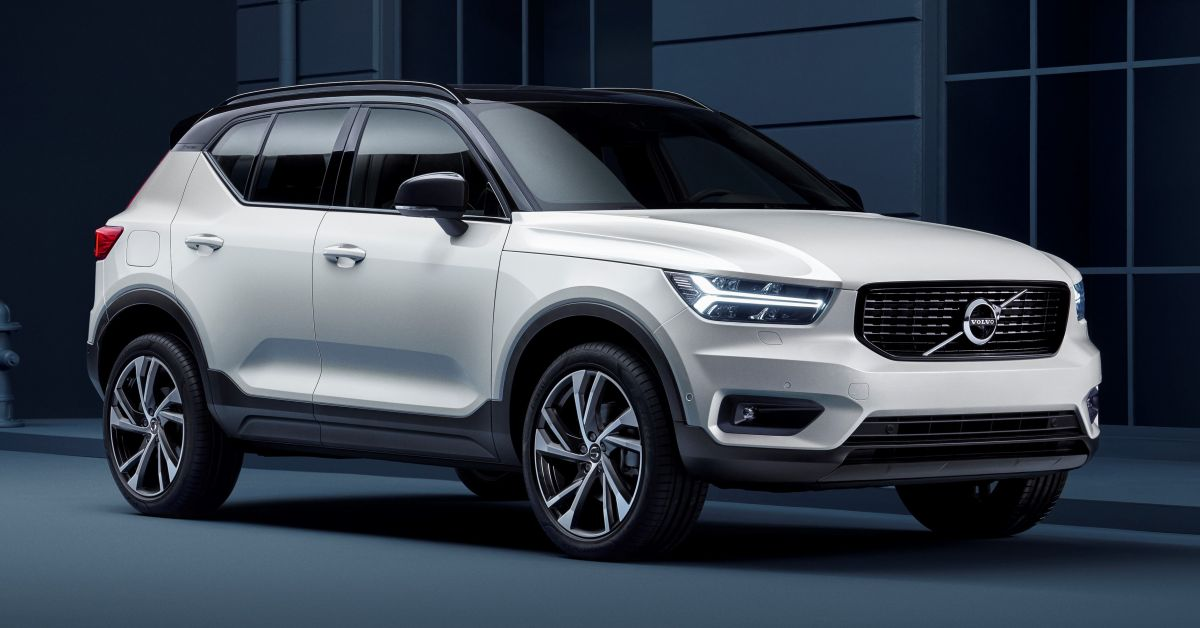 Volvo Xc40 Registration Of Interest Open In Malaysia