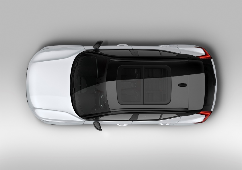 Volvo XC40 officially revealed – CMA platform, Drive-E engines, first model offered in 'Care by Volvo' service Image #714176