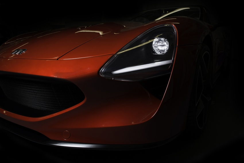 TVR Griffith unveiled with 5.0 litre V8, manual gearbox Image #708124