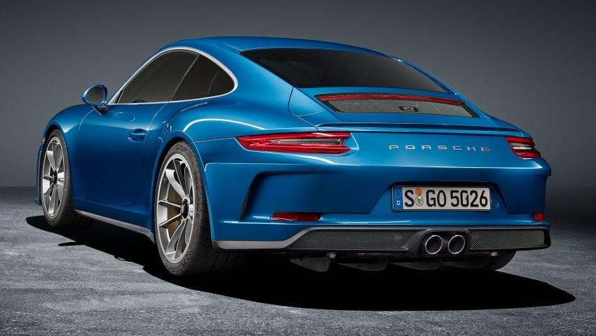 Porsche 911 GT3 Touring Package – poor man's 911 R Image #709645