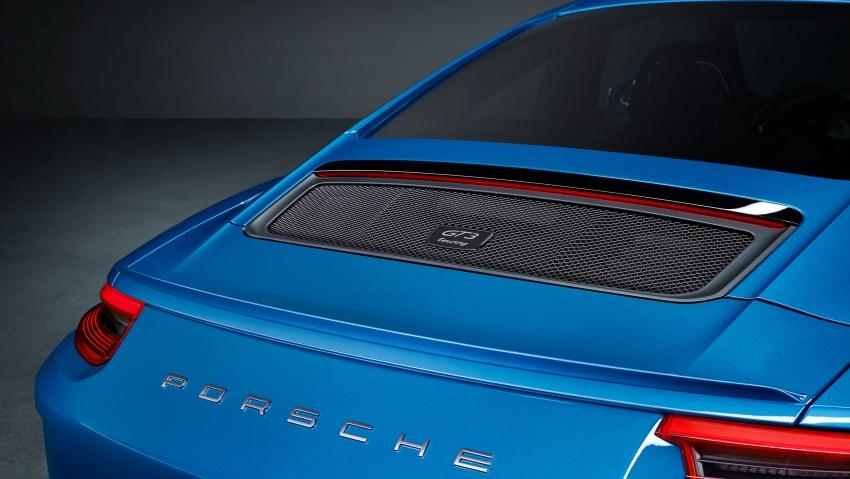 Porsche 911 GT3 Touring Package – poor man's 911 R Image #709642