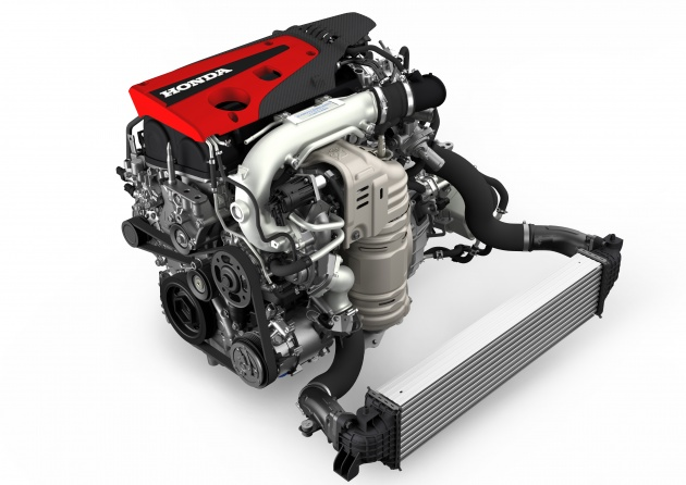 Honda announces Civic Type R crate engine purchase programme along
