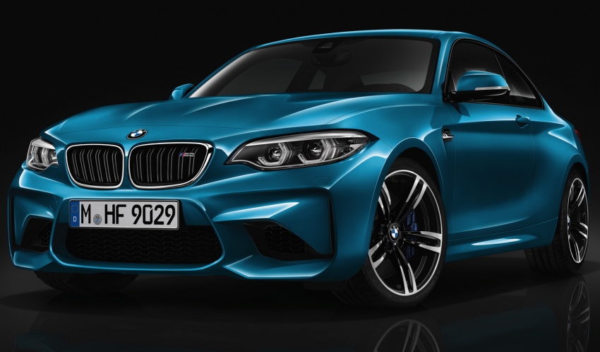 F87 BMW M2 Coupe LCI now in Malaysia – RM536k Image #729359