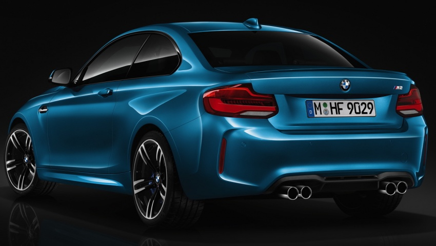F87 BMW M2 Coupe LCI now in Malaysia – RM536k Image #729360
