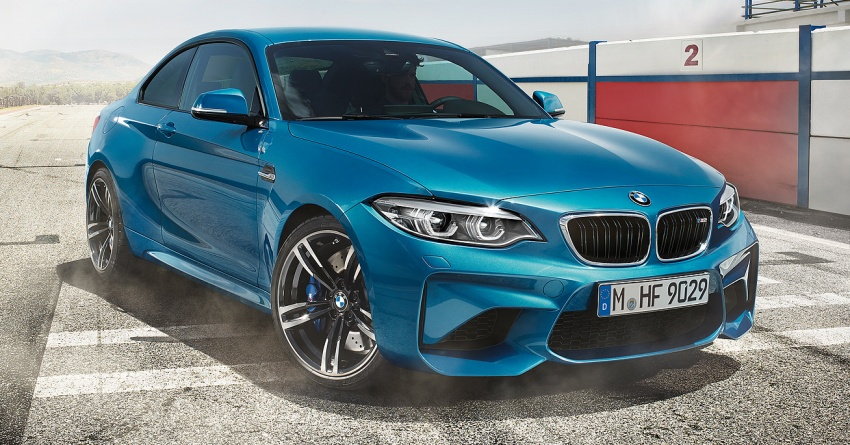 F87 BMW M2 Coupe LCI now in Malaysia – RM536k Image #729374
