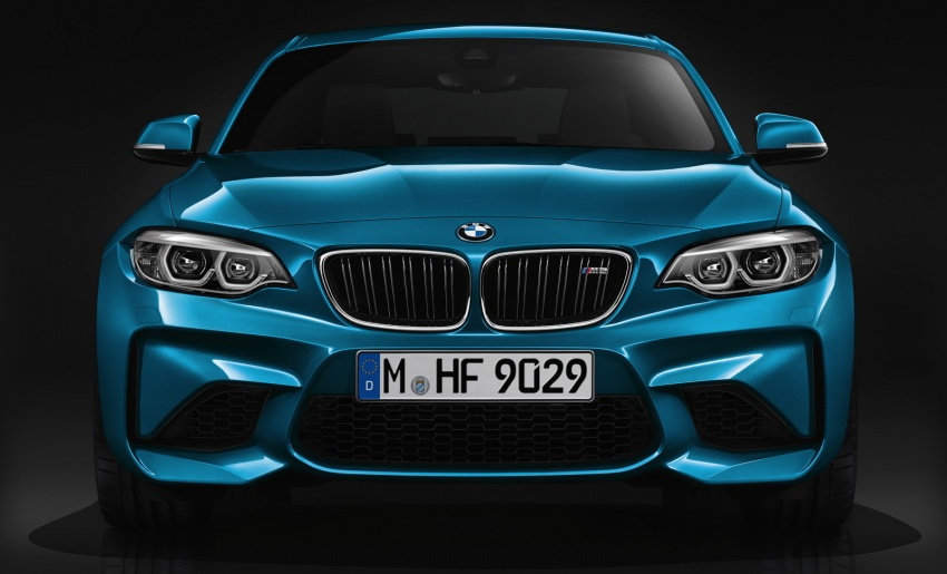 F87 BMW M2 Coupe LCI now in Malaysia – RM536k Image #729361