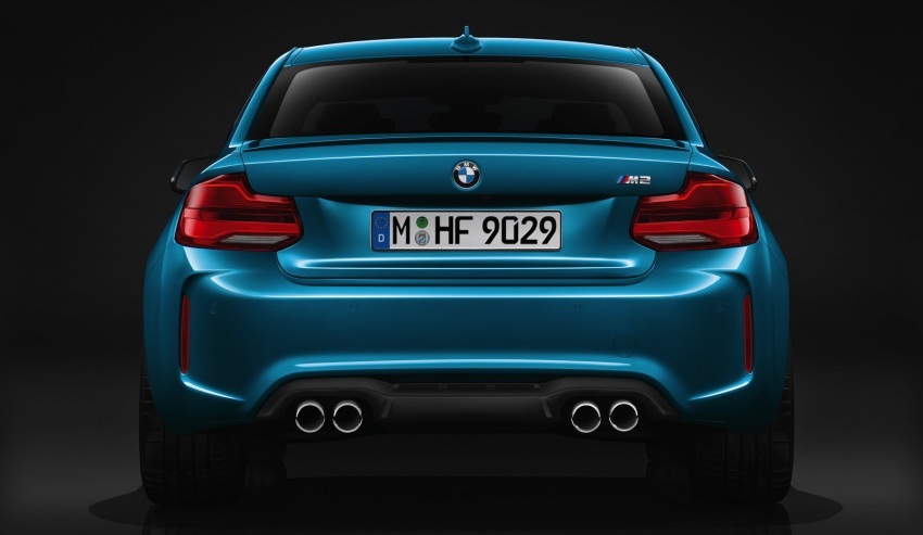 F87 BMW M2 Coupe LCI now in Malaysia – RM536k Image #729362
